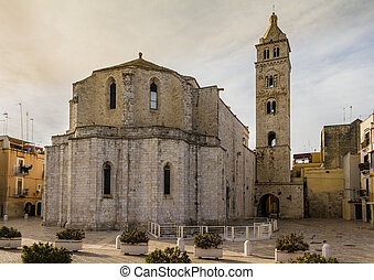 Old Church - an ancient church located in a town named...