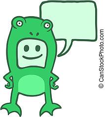 Kid frog