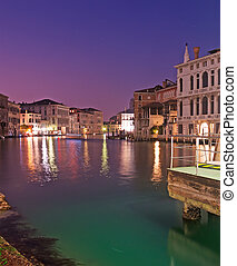 Grand Canal detail