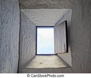 the small window