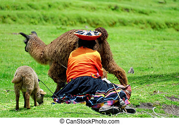 the guardian of Lama