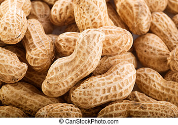 peanuts with shells