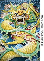 chino, dragón