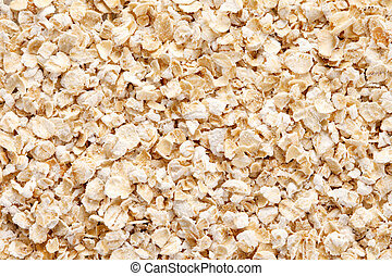 Oatmeal rolled oats background - Oatmeal rolled oats...