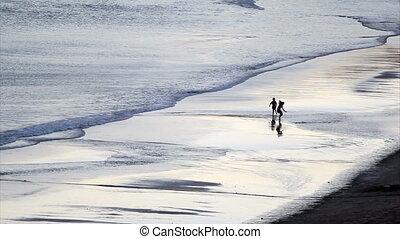 Albufeira fishermen beach scenario Praia dos pescadores,...