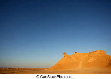 Camel head rock at sunset - Sunset at Camel head rock, one...