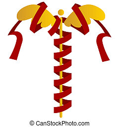 Medical Red Tape - An image of a medical red tape icon.