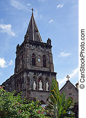 Roseau, Dominica, Caribbean - Church Our Lady of Fair Haven,...