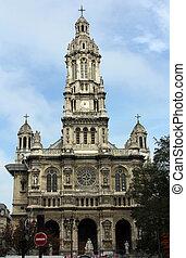 Holy Trinity church, Paris