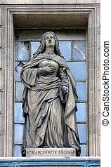 Saint Margaret of Scotland, Madeleine church in Paris