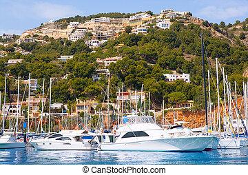 Javea Xabia port marina vacation destination in Alicante -...