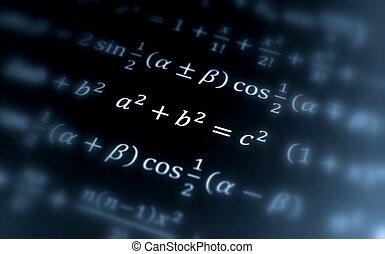 Pythagoras equation