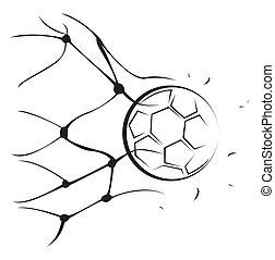 Foot Ball Goal