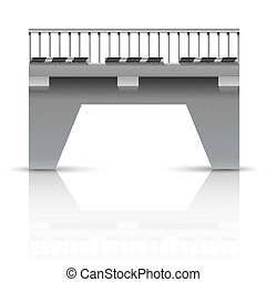 Span bridge