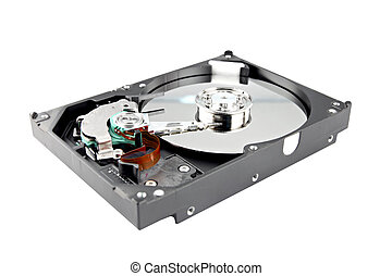The Picture Hard drive Open the top cover off. - The Picture...