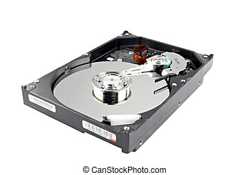 The Picture Hard drive Open the top cover off - The Picture...