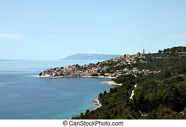 The Village of Igrane, Makarska Riviera, Dalmatia, Croatia