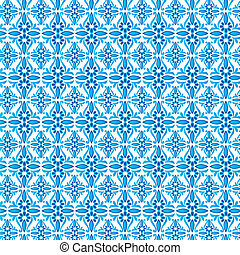 seamless pattern eastern version