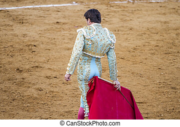 Jose Antonio Canales Rivera is a well-known Spanish bullfighter.