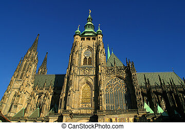 St. Vitus Cathedral Prague.