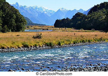 Fiordland - New Zealand