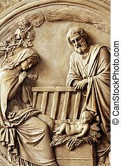 Nativity Scene  - Nativity Scene