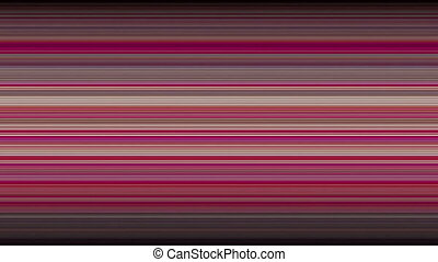 3d multiple pink red backdrop in stripes