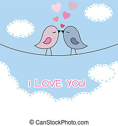 Card san Valentin
