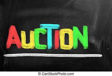 Auction Concept