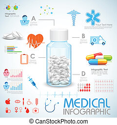 Healthcare and Medical Infographics