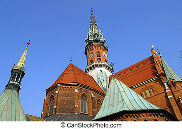The Picturesque town of Krakow Poland