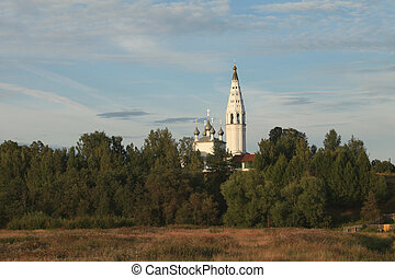 Transfiguration Church - View of the Transfiguration Church...