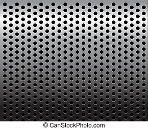 Metal texture / pattern with holes