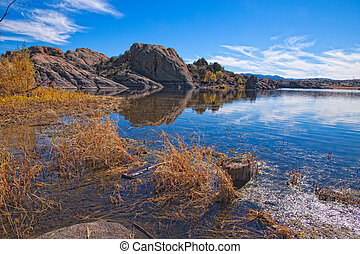 AZ-Prescott-The Granite Dells - The Granite Dells is home to...