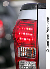 LED Indicator Automobile lamp.