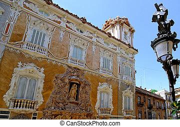Palacio del Marques de Dos Aguas Valencia Spain.