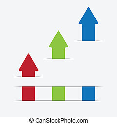 graph up arrow