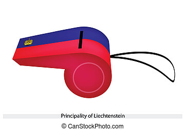 A Whistle of The Principality of Liechtenstein - An...