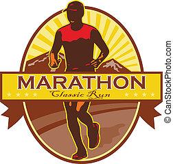 Marathon Classic Run Retro