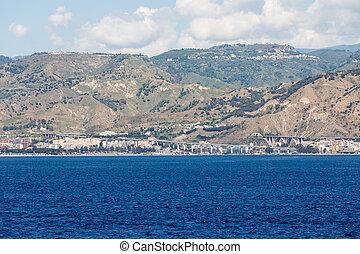 Highways on Italian Coast - Highways along the Italian coast...