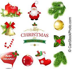 Christmas Big Set