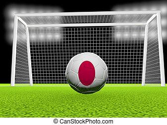 futebol, Japão