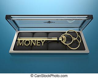 Key to Money