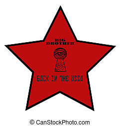 red star ussa - warning big brother red star back in the...
