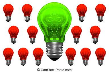 Good idea among lots of bad ideas