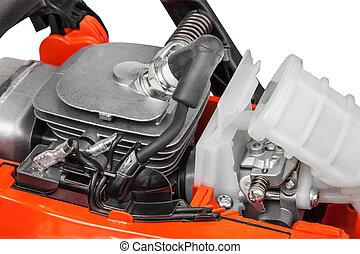 Internal combustion engine - Gasoline-fueled internal...
