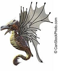Fantasy Faerie Dragon