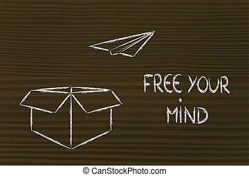 business vision: free your mind - free your mind for...