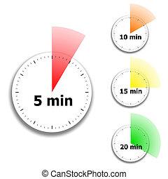 clock face stopwatch pattern - clock face stopwatch on a...
