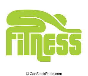fitness sign